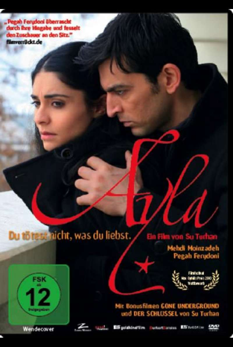 Ayla - DVD-Cover