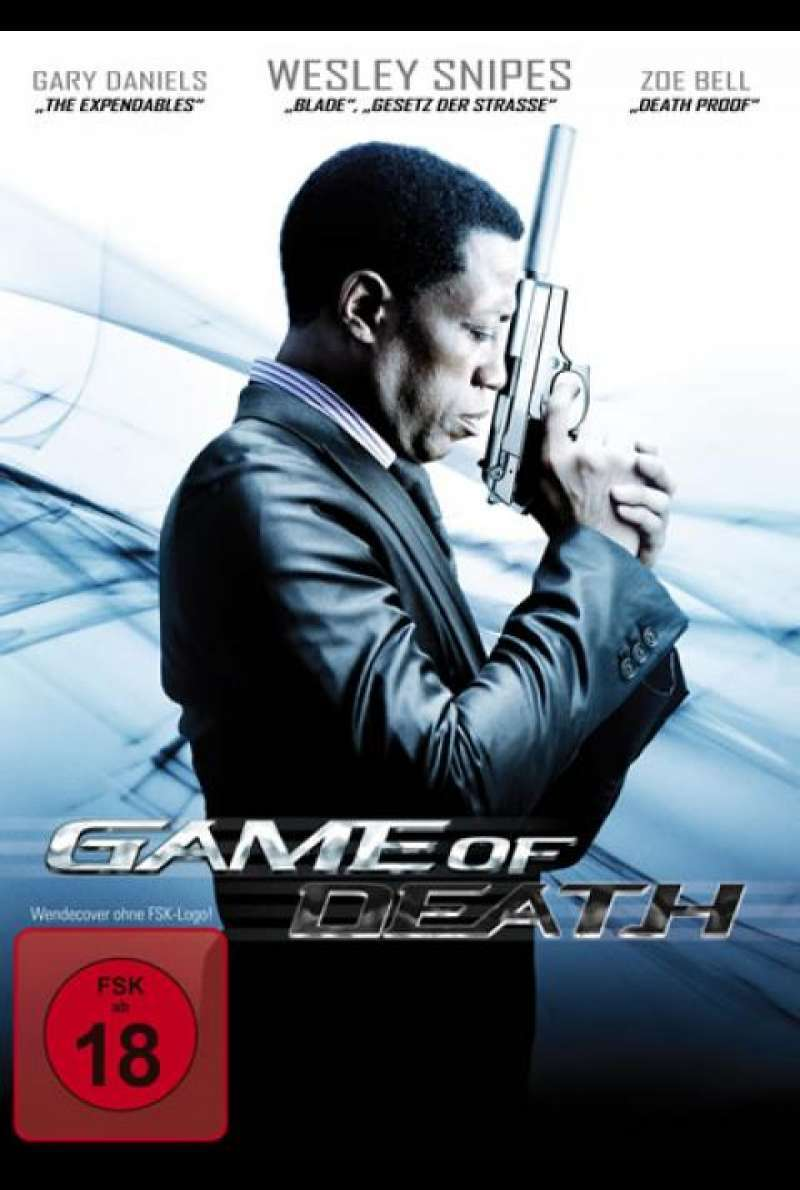 Game of Death - DVD-Cover