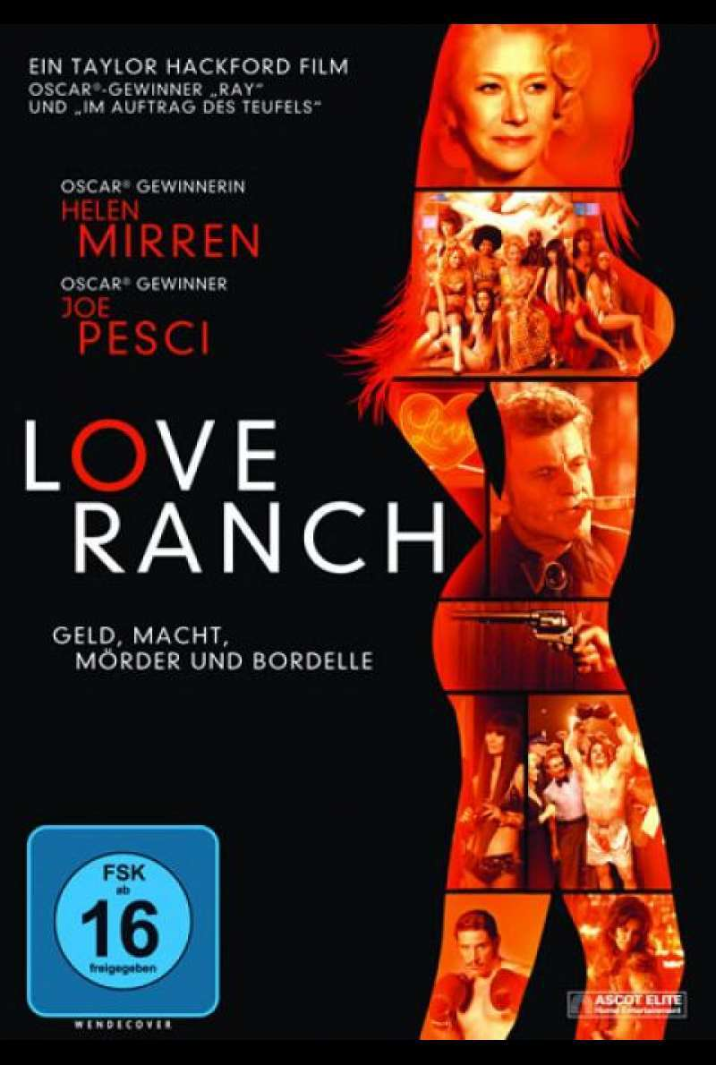 Love Ranch - DVD-Cover