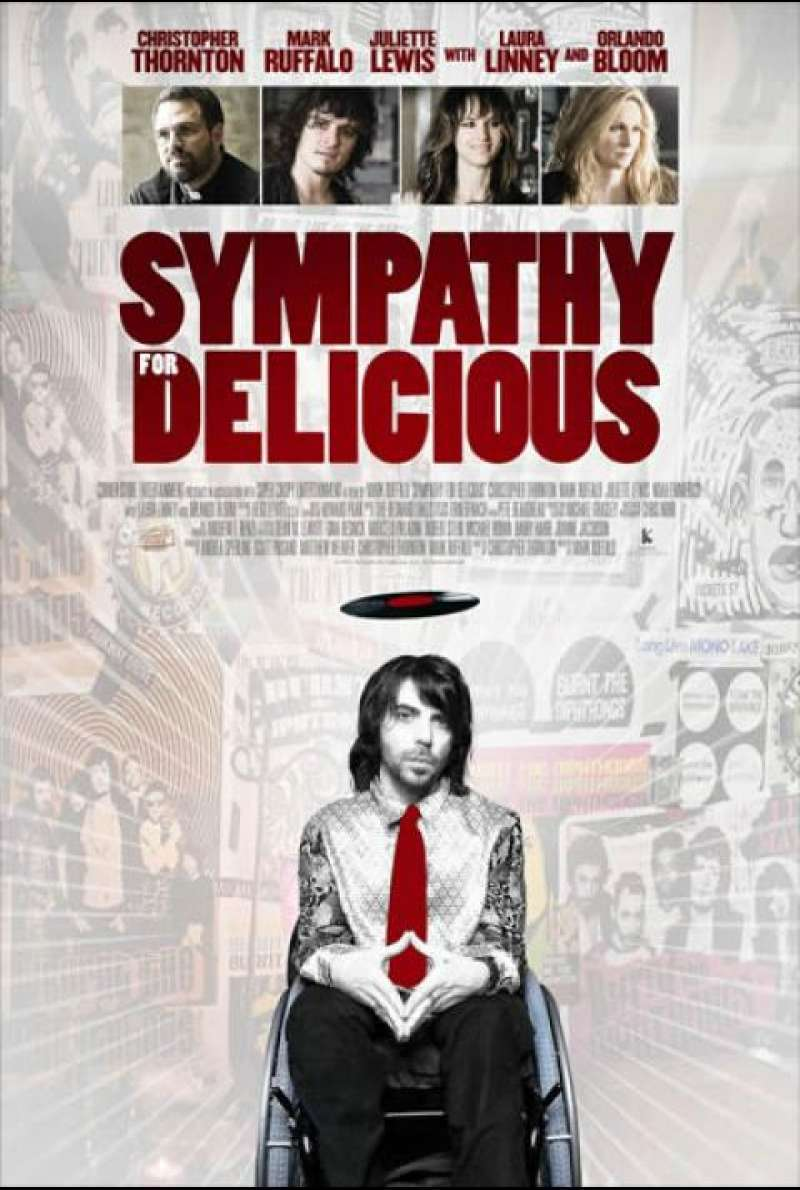 Sympathy for Delicious - Filmplakat (US)