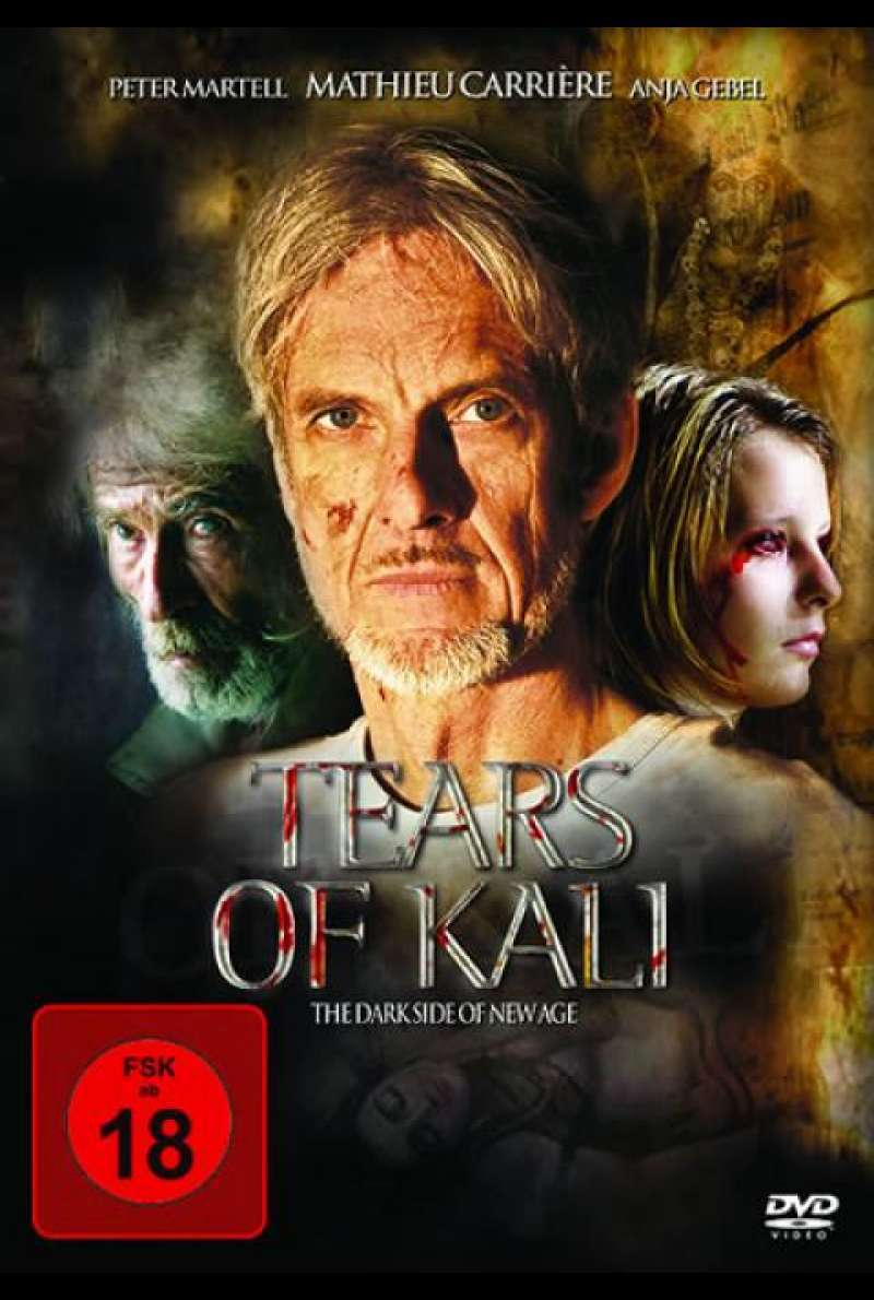 Tears of Kali - DVD-Cover