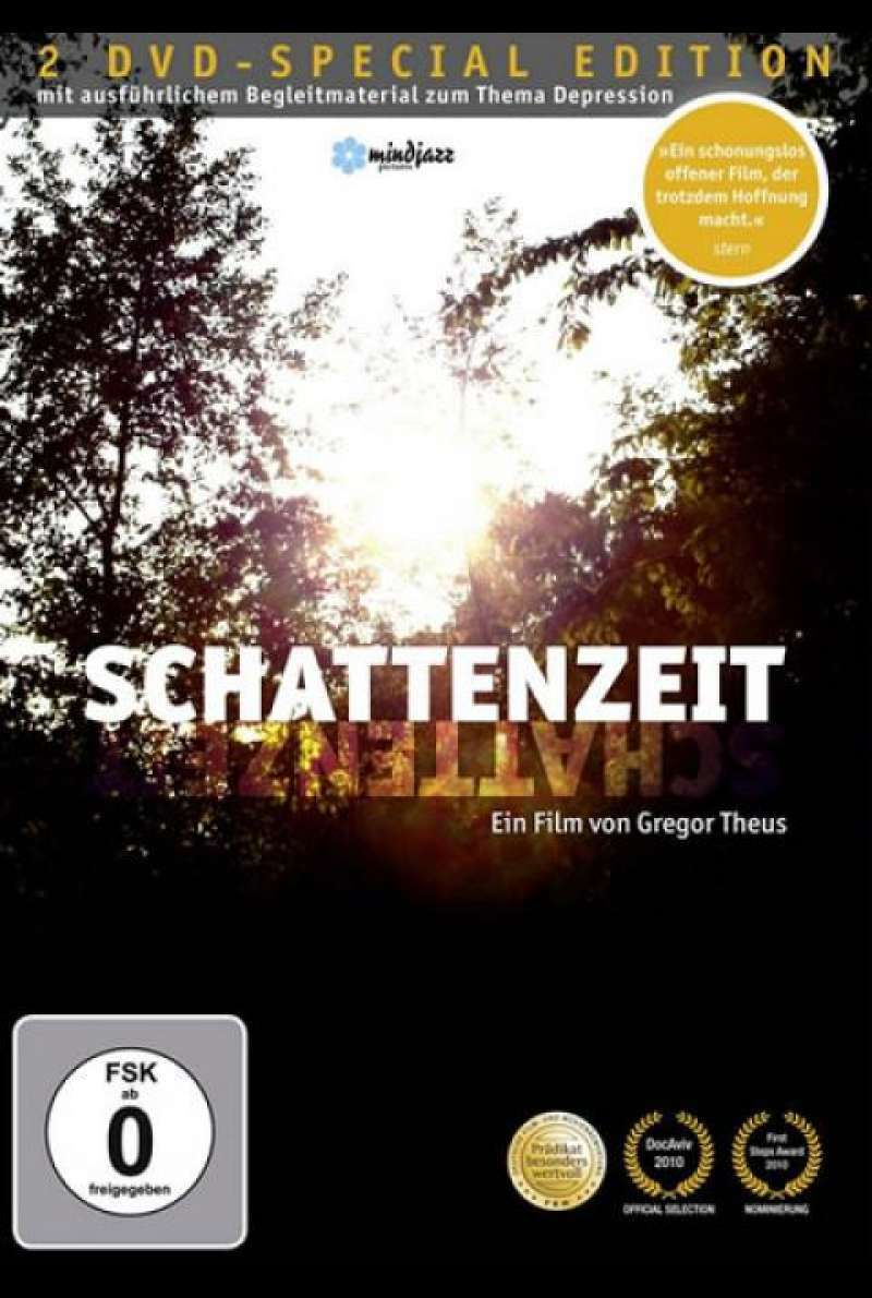 Schattenzeit - DVD-Cover