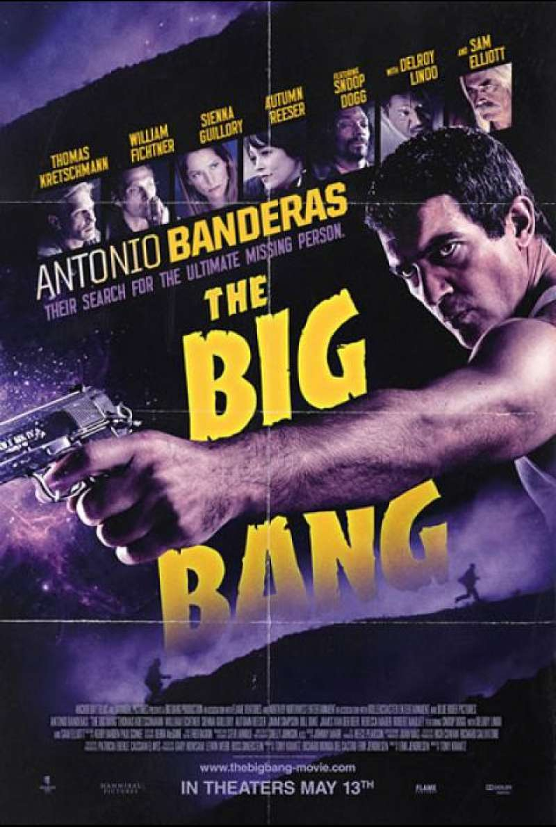 The Big Bang - Filmplakat (US)