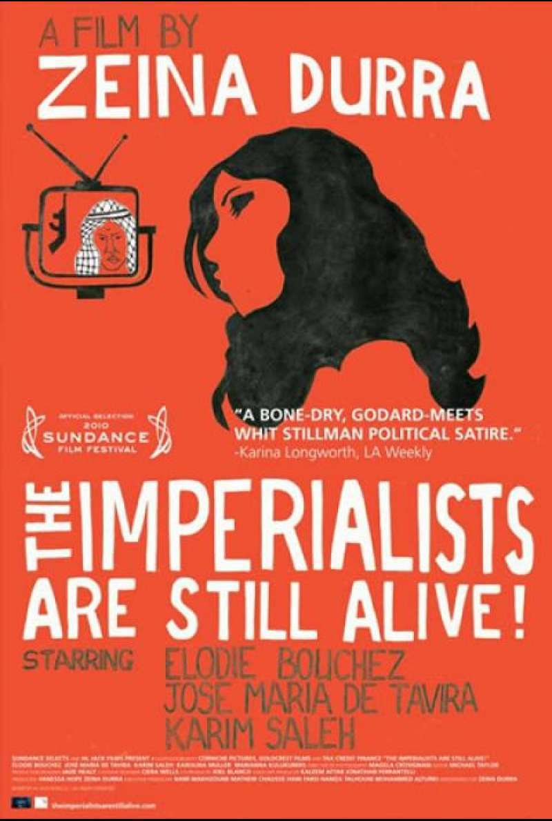 The Imperialists Are Still Alive! - Filmplakat (US)