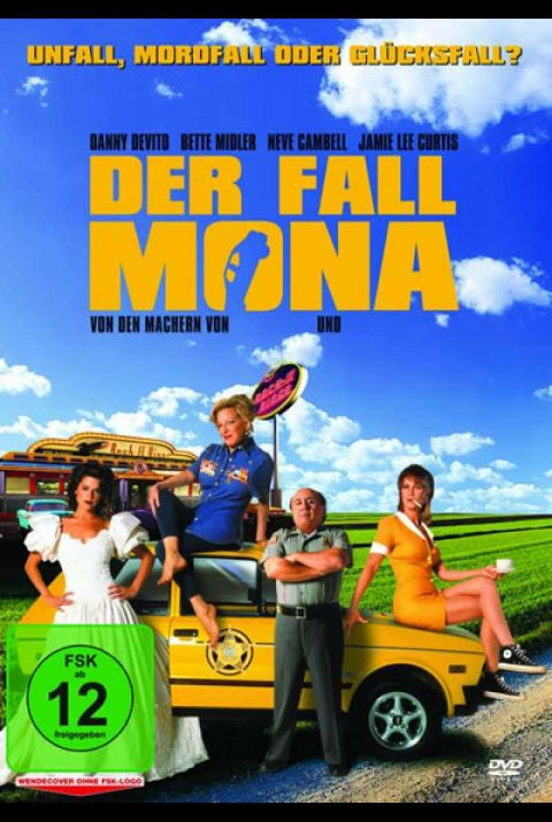 Der Fall Mona - DVD-Cover