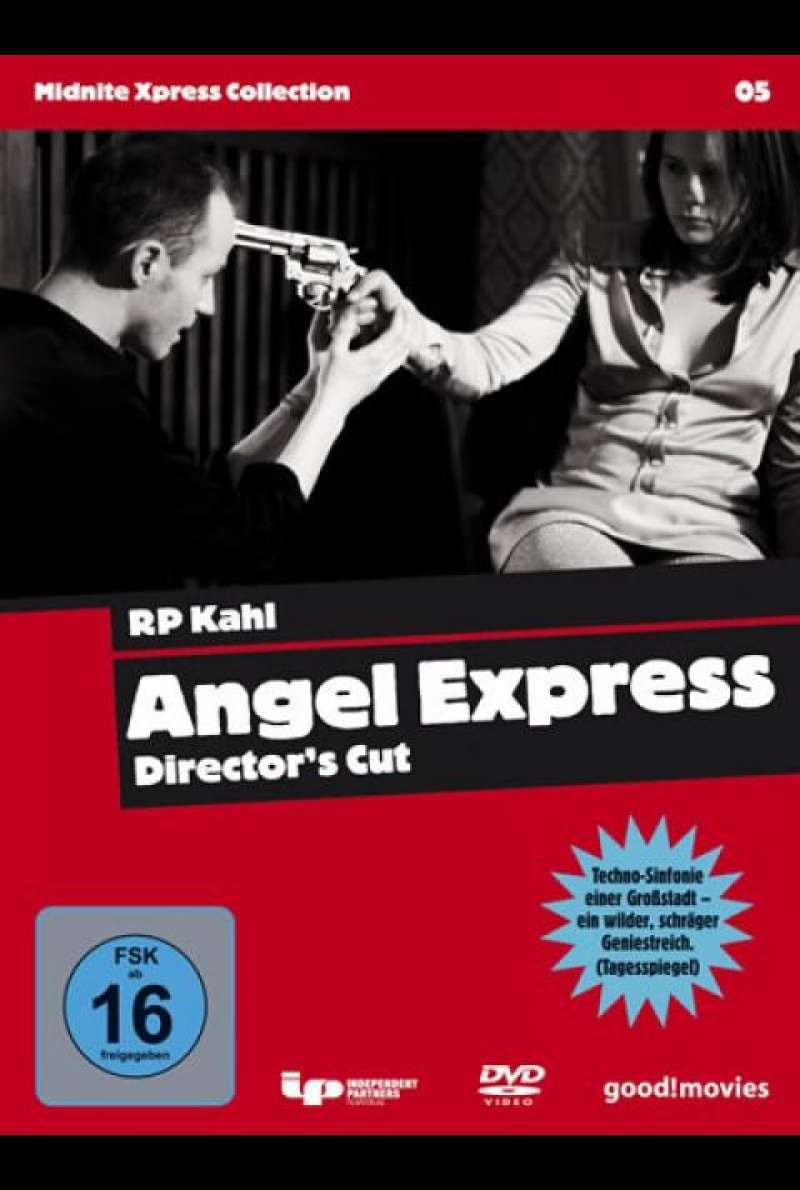 Angel Express - DVD-Cover