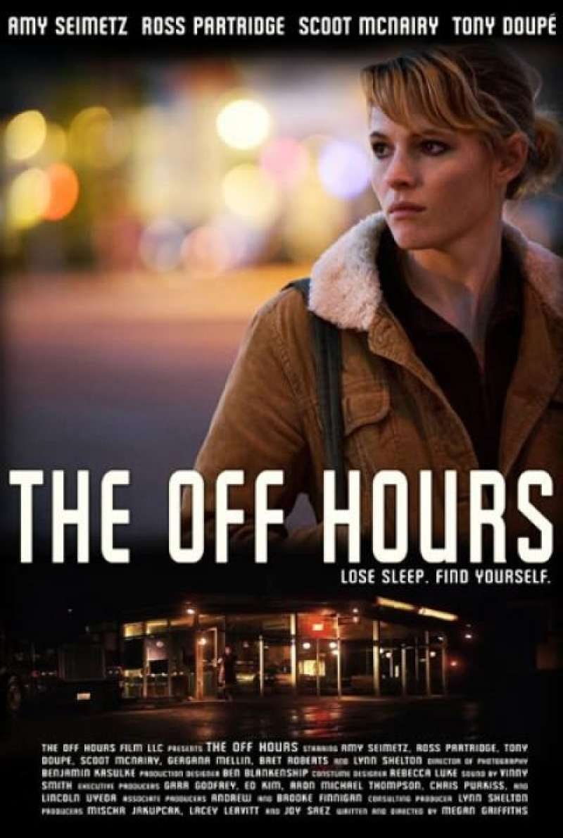 The Off Hours - Filmplakat (US)