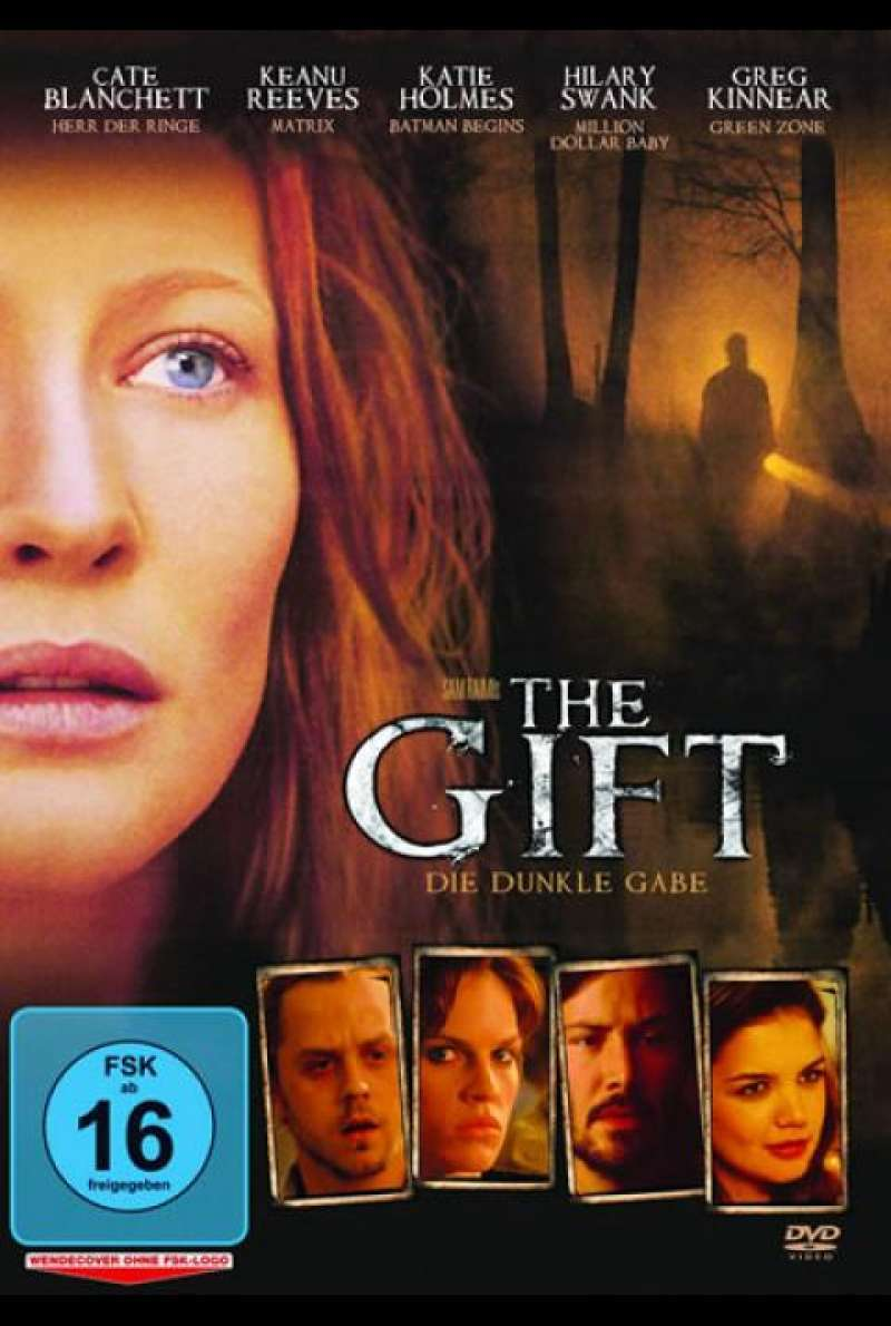 The Gift - DVD-Cover