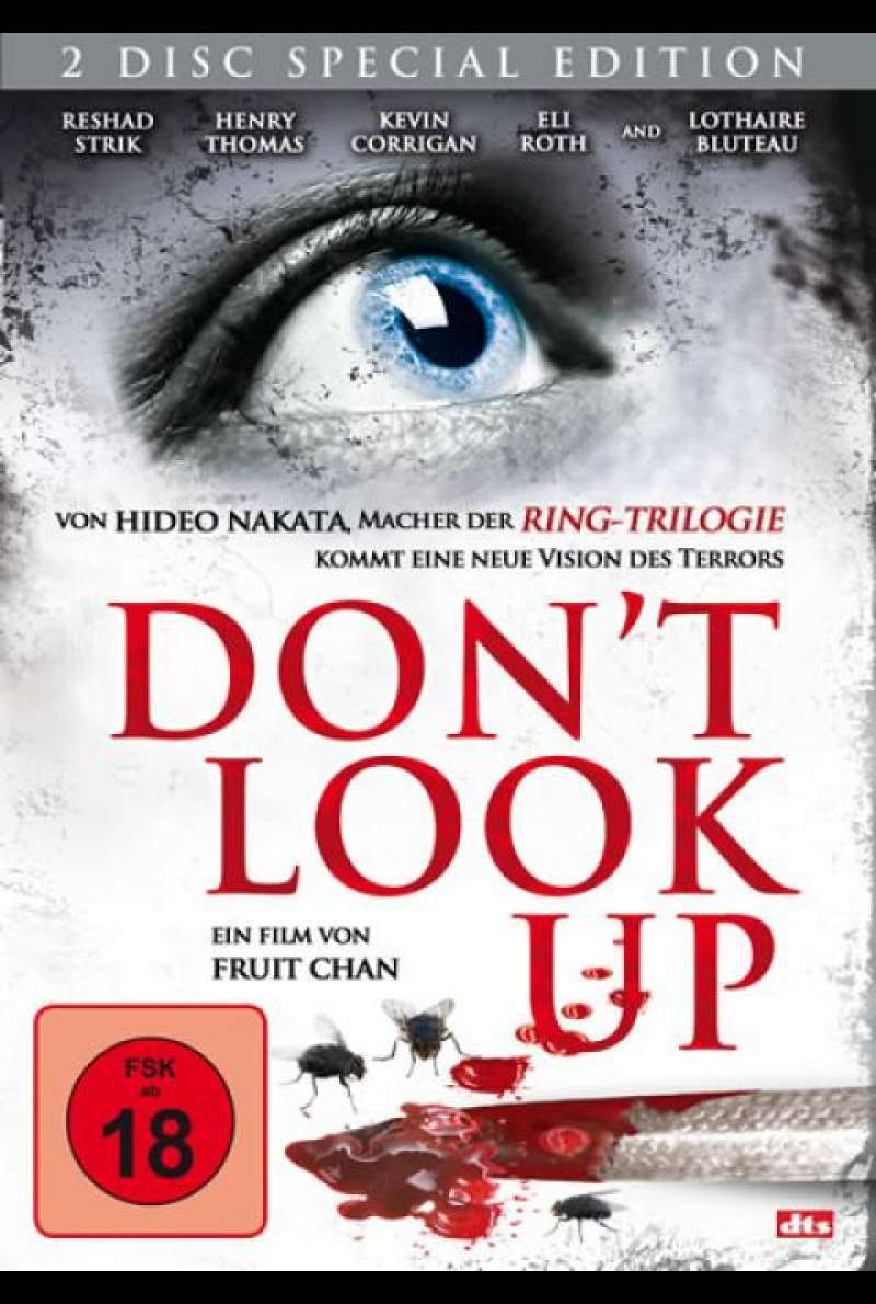 Don't Look Up - DVD-Cover