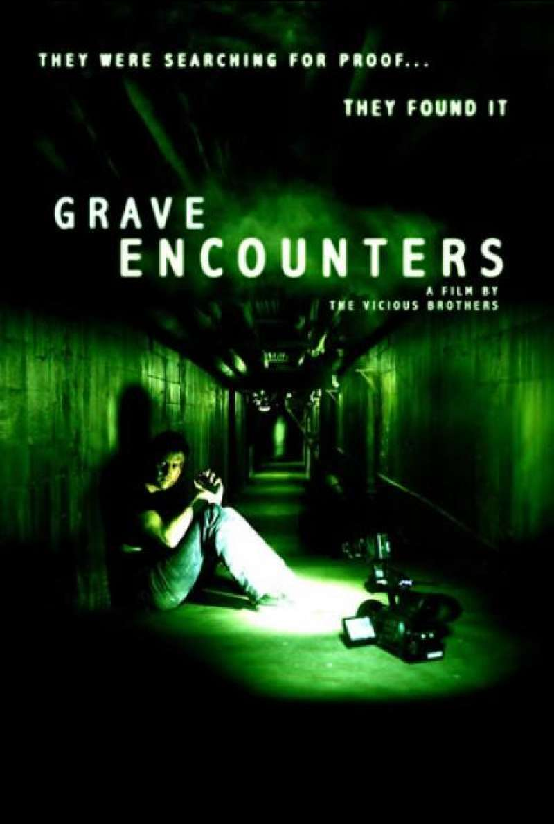 Grave Encounters - Filmplakat (US)