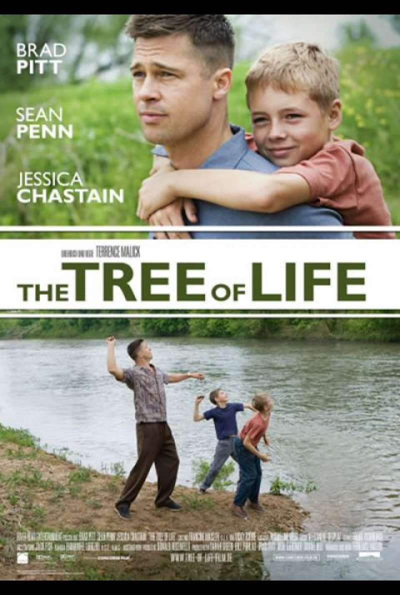 The Tree of Life - Filmplakat