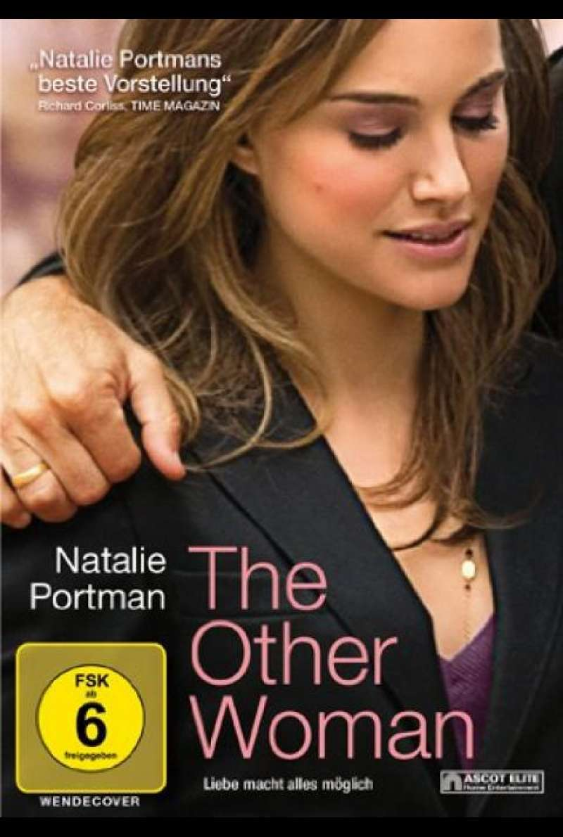 The Other Woman - DVD-Cover