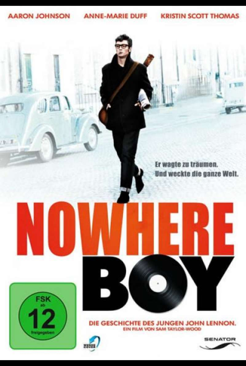 nowhere deutsch