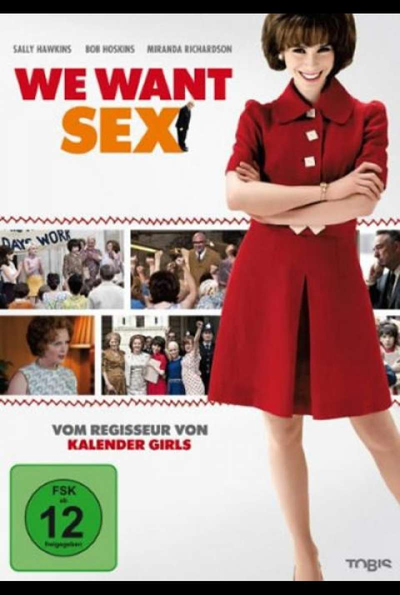 We Want Sex - DVD-Cover