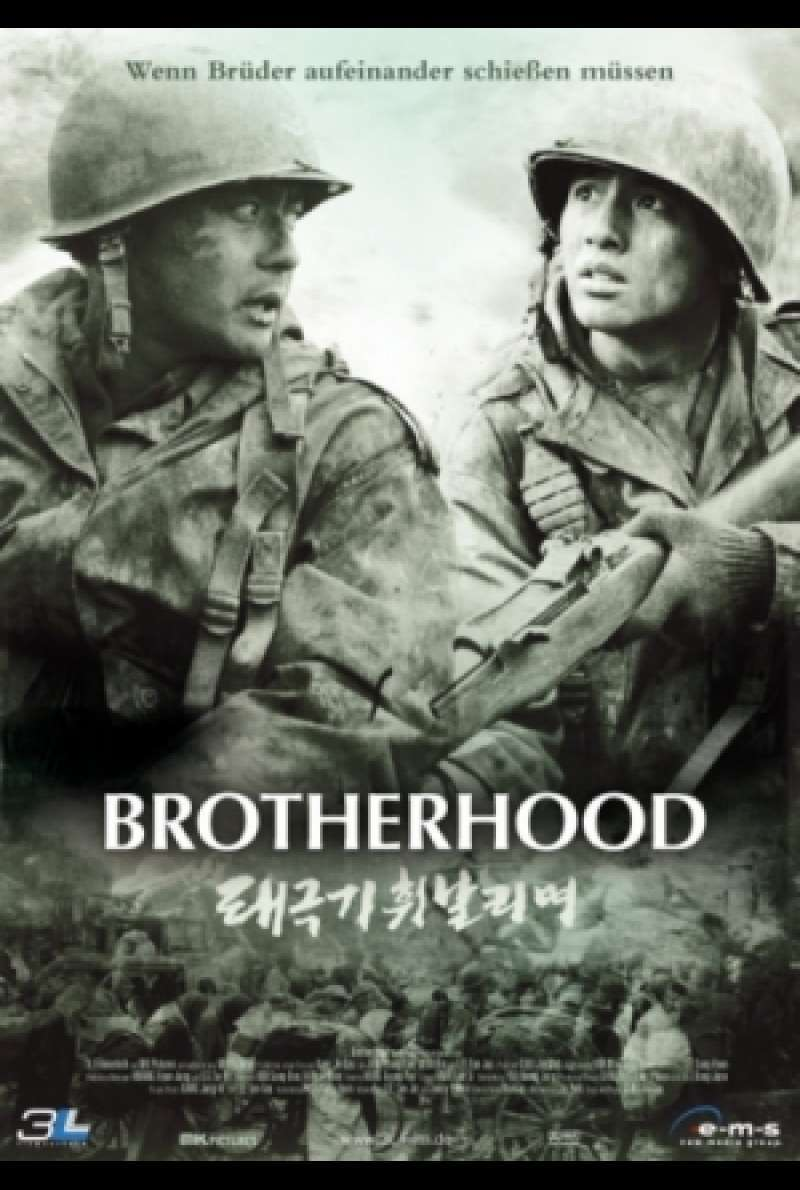 Brotherhood - Filmplakat