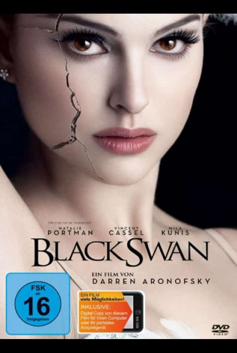 Black Swan - DVD-Cover