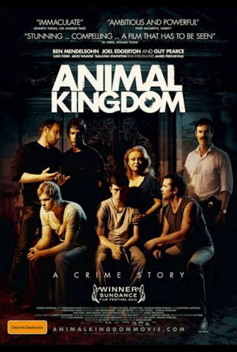 Animal Kingdom - Filmplakat