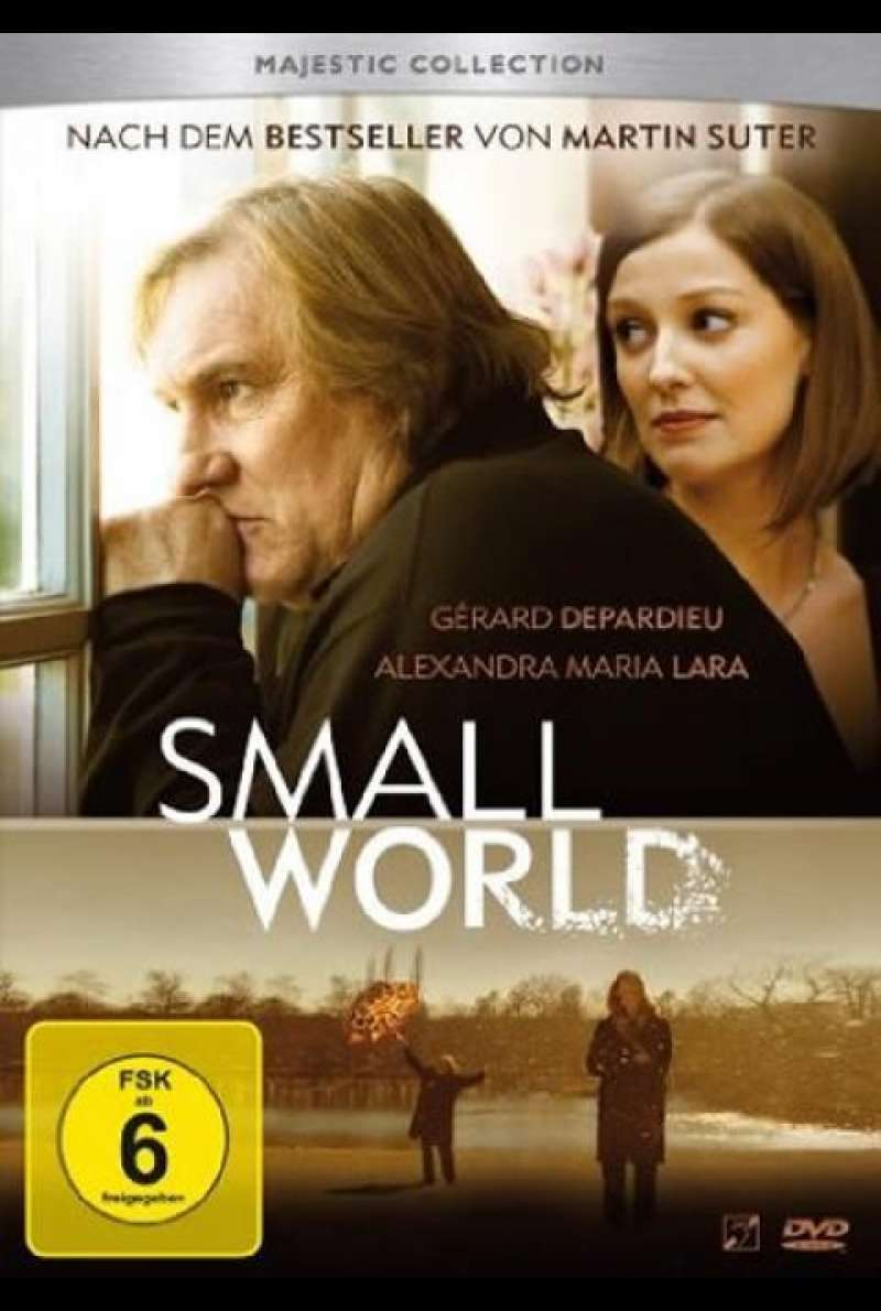 Small World - DVD-Cover