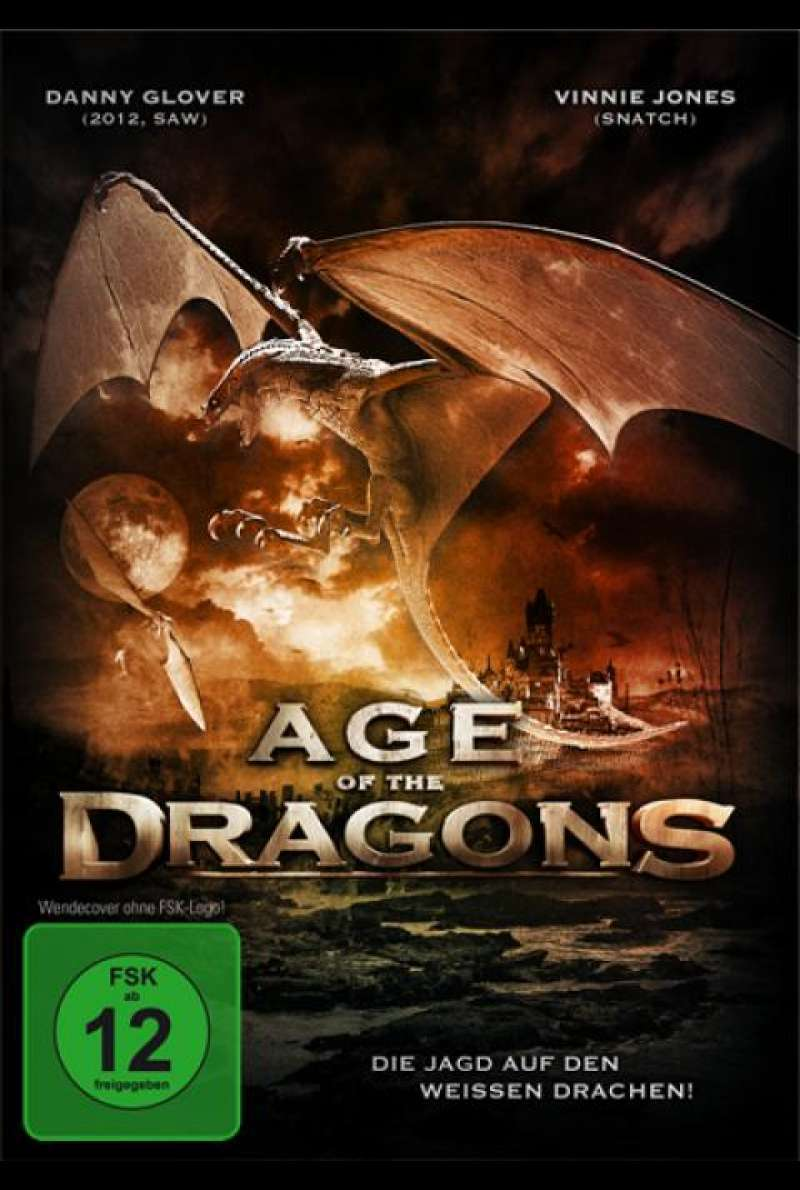 Age of the Dragons - DVD-Cover