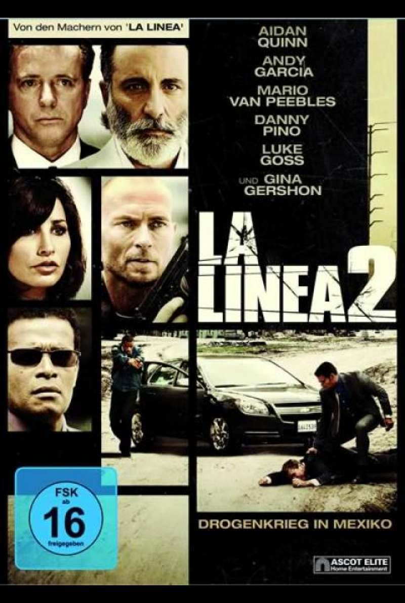 La Linea 2 - DVD-Cover
