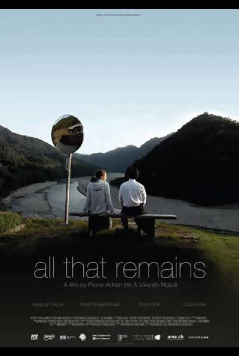 All That Remains - Filmplakat (INT)