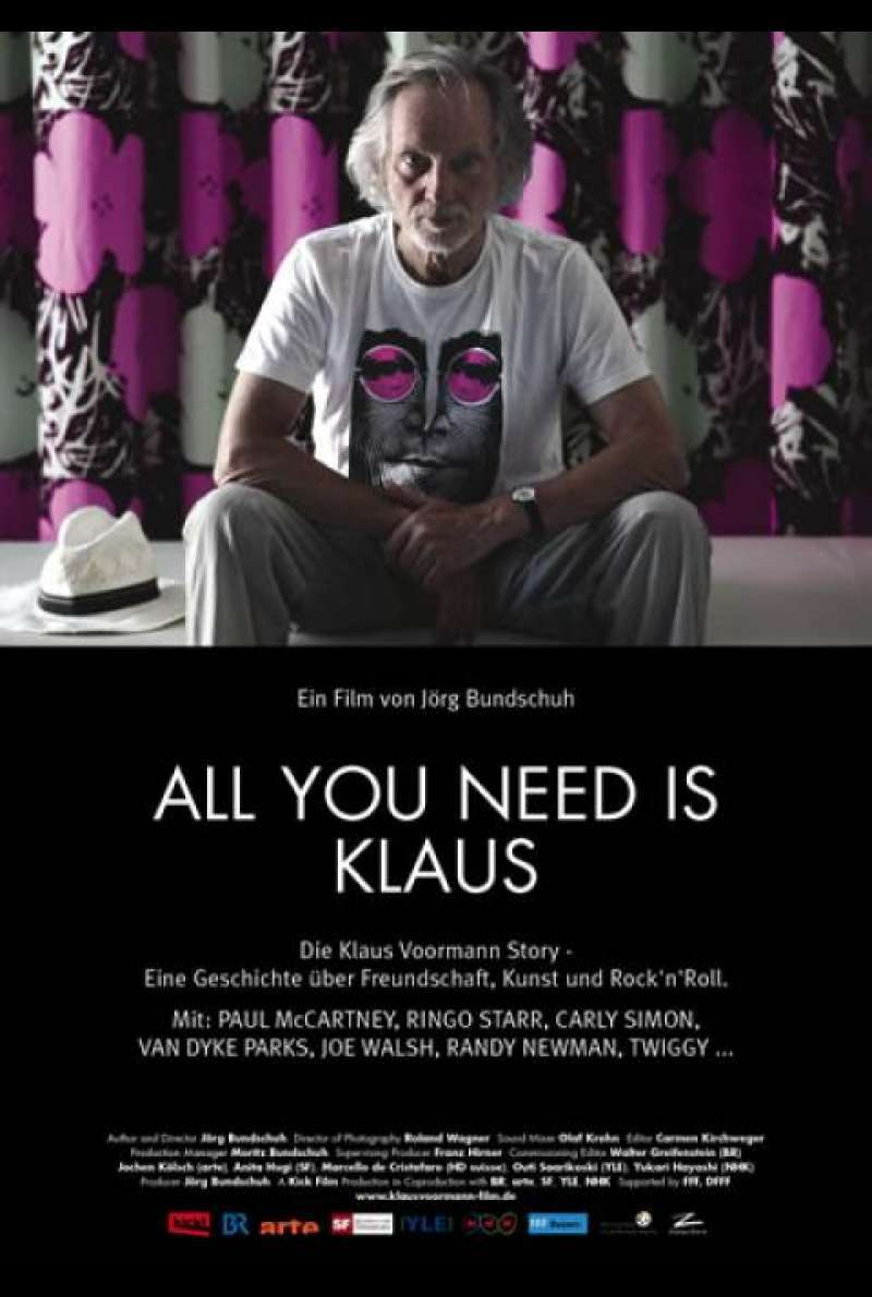All You Need Is Klaus - Filmplakat