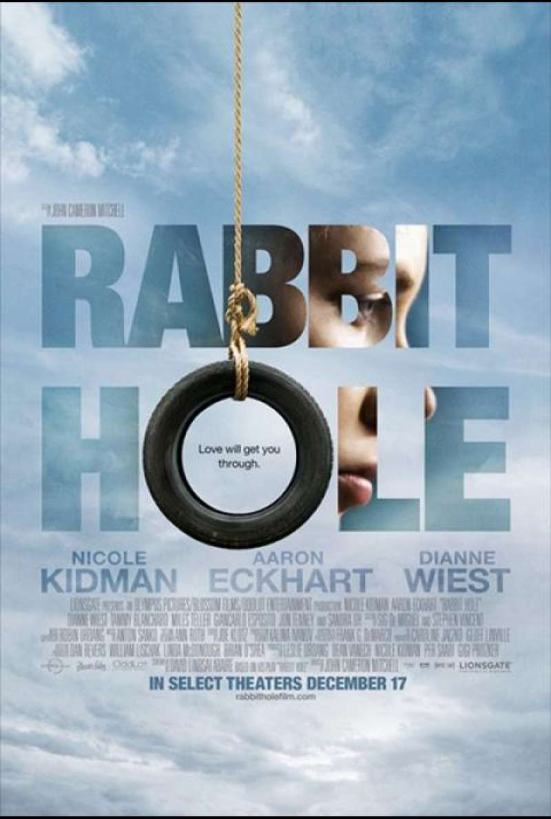 Rabbit Hole - Filmplakat (US)