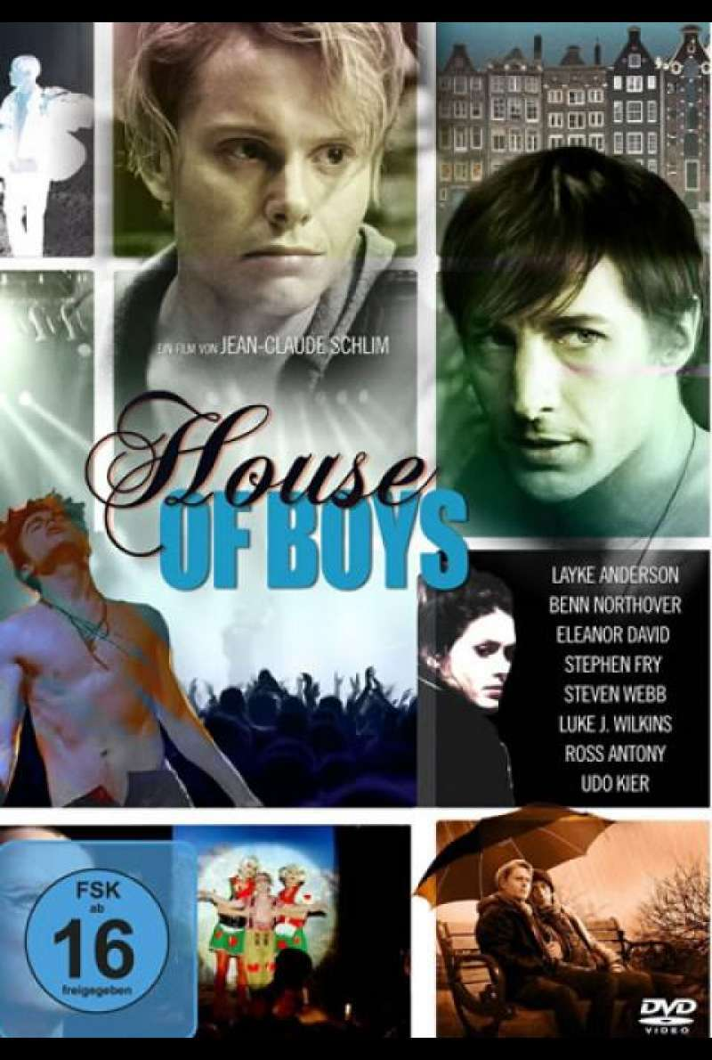 House of Boys - DVD-Cover