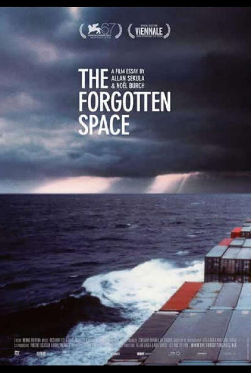 The Forgotten Space - Filmplakat (INT)