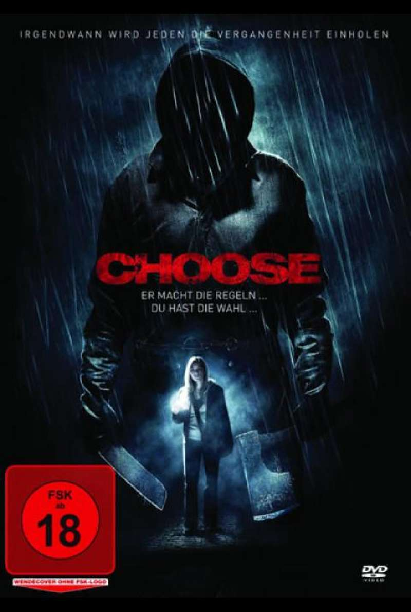 Choose - DVD-Cover