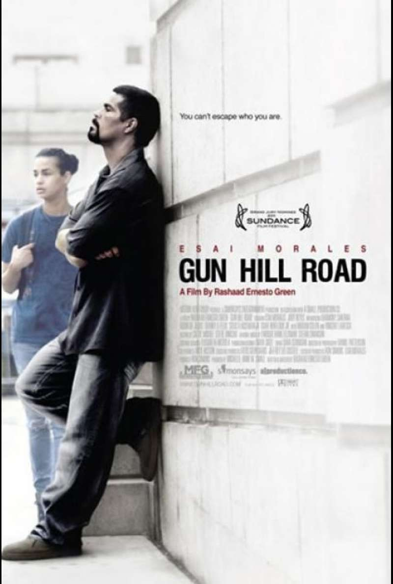 Gun Hill Road - Filmplakat (US)