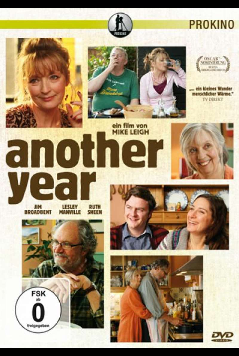 Another Year - DVD-Cover