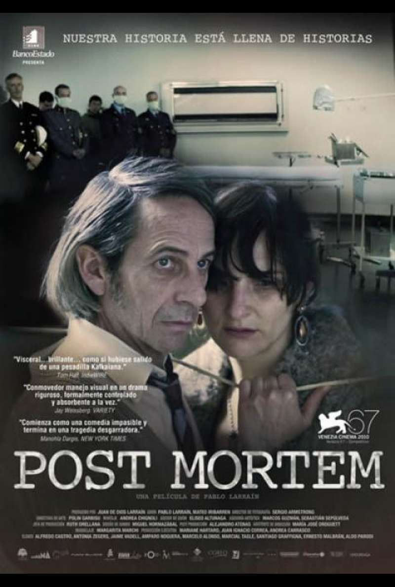 Post Mortem - Filmplakat (CL)