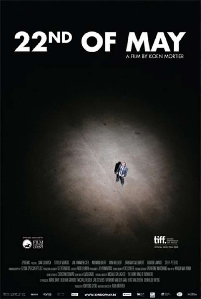 22nd of May - Filmplakat (INT)