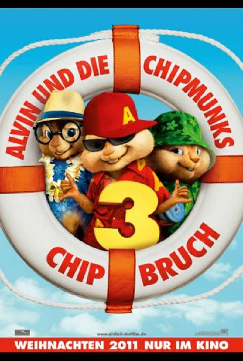 Alvin Und Die Chipmunks 3 Chipbruch Film Trailer Kritik