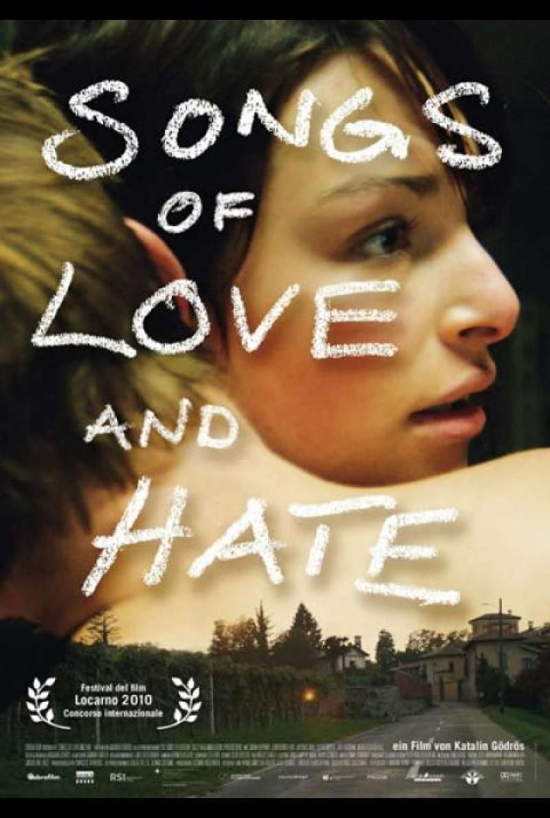 Songs of Love and Hate - Filmplakat (CH)