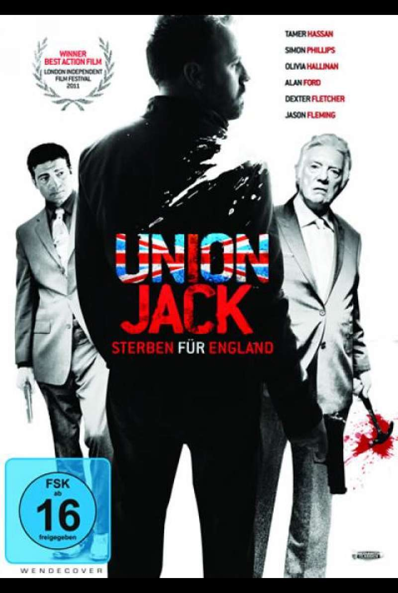 Union Jack - DVD-Cover