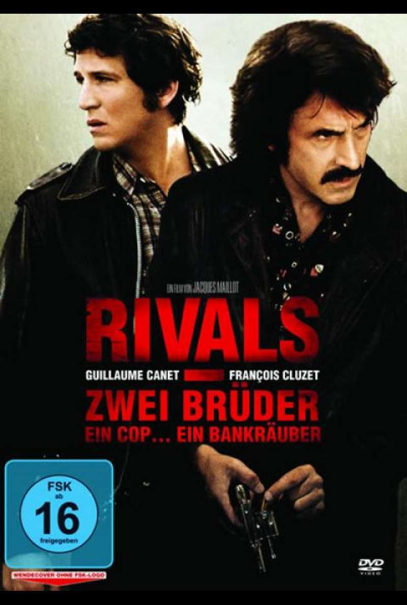 Rivals - DVD-Cover