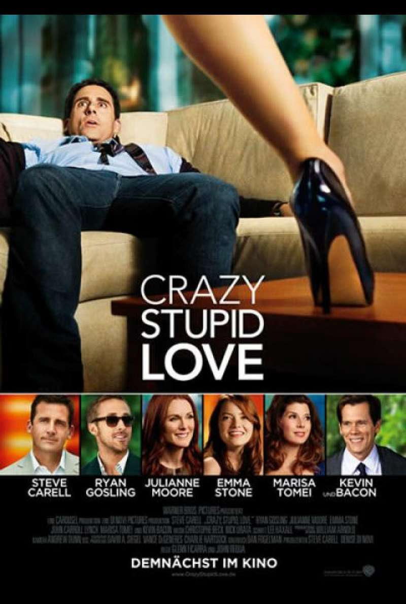 Crazy, Stupid, Love. - Filmplakat