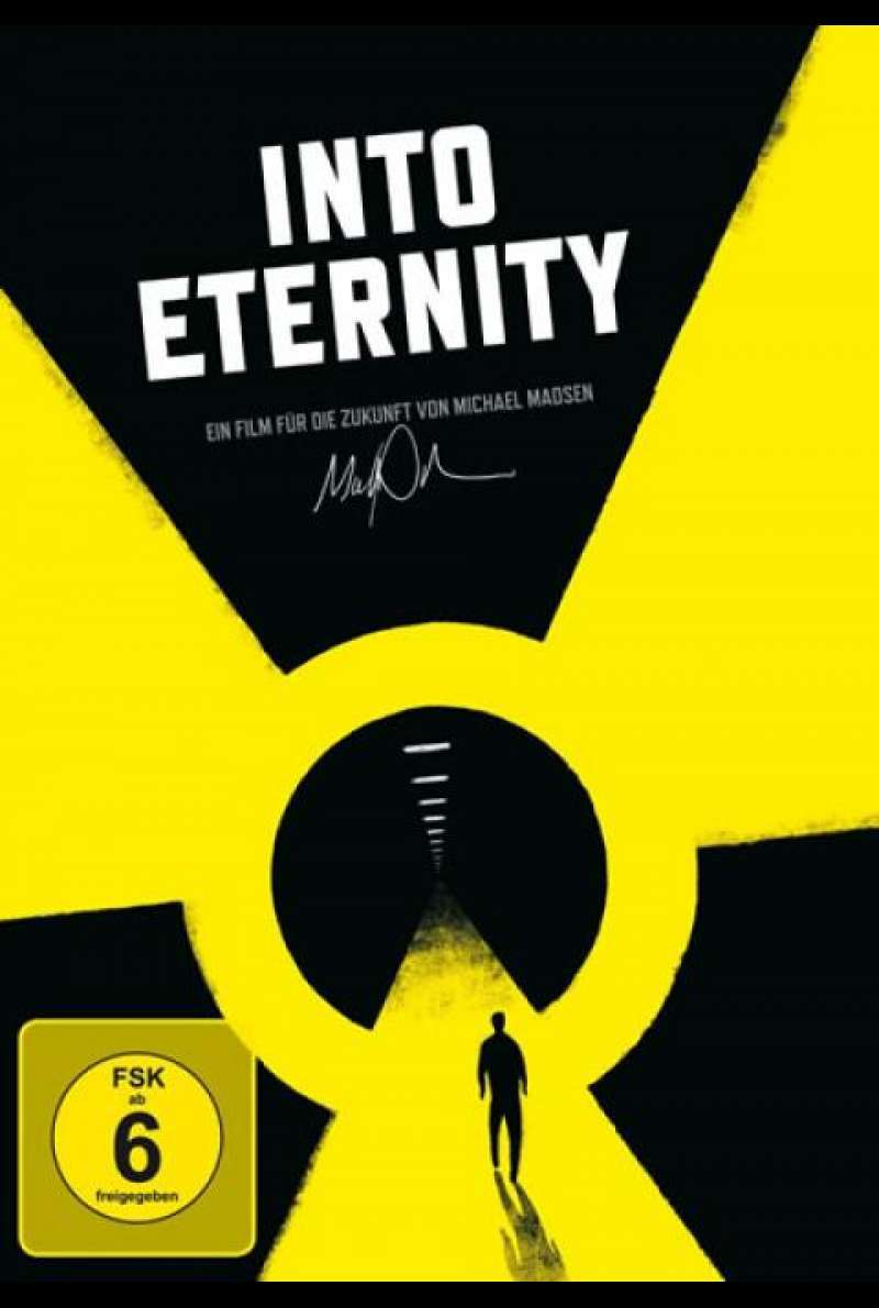 Into Eternity - DVD-Cover