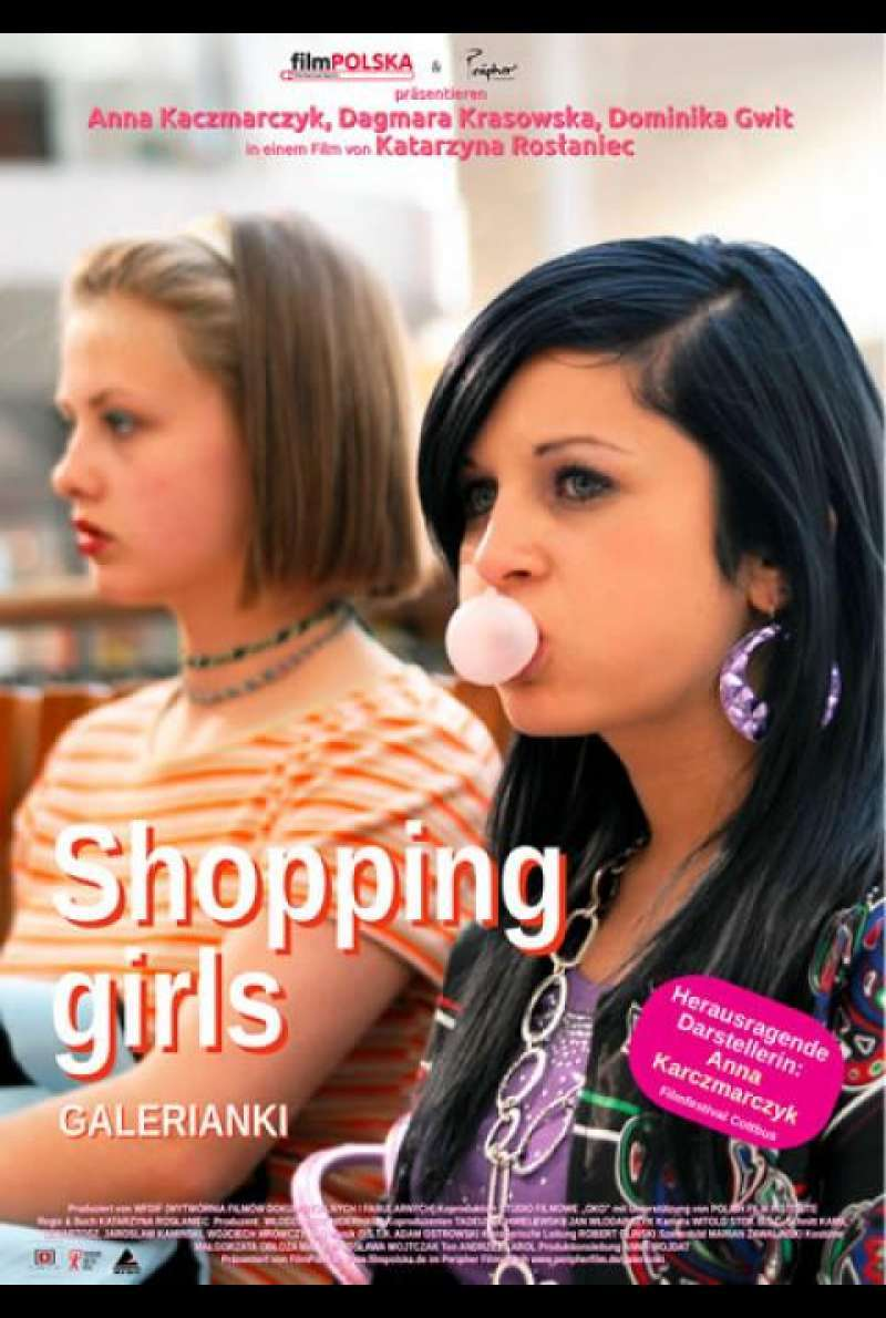 Shopping Girls - Galerianki - Filmplakat