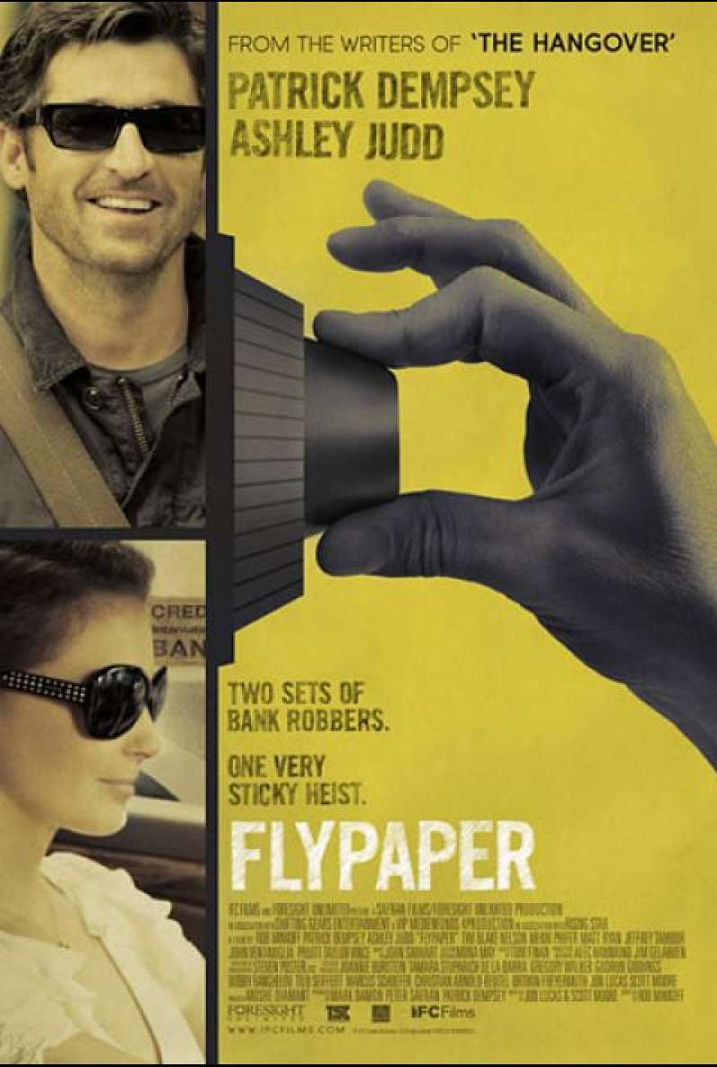 Flypaper - Filmplakat (US)