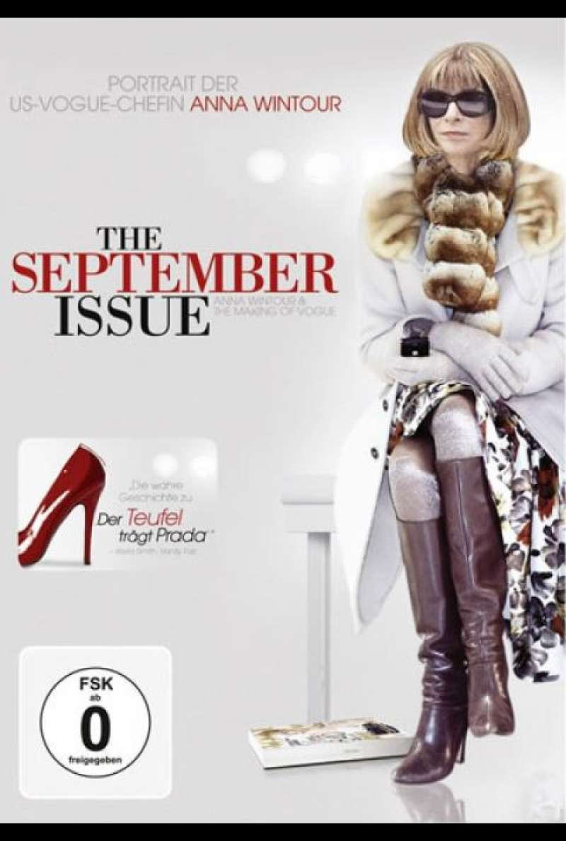 The September Issue - DVD-Cover
