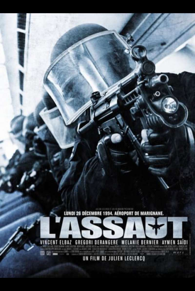 The Assault - Filmplakat (FR)