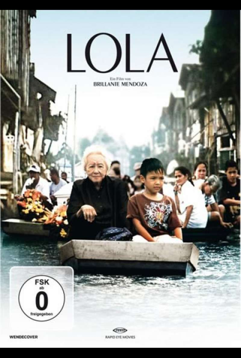 Lola - DVD-Cover