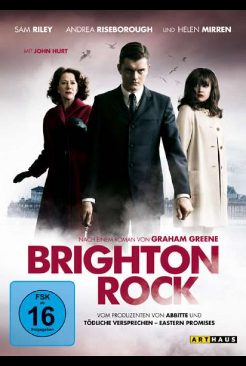 Brighton Rock - DVD-Cover