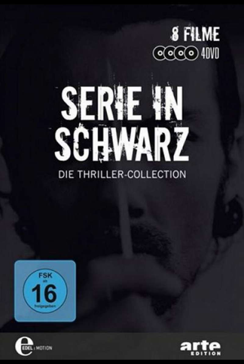 Serie in Schwarz - DVD-Cover