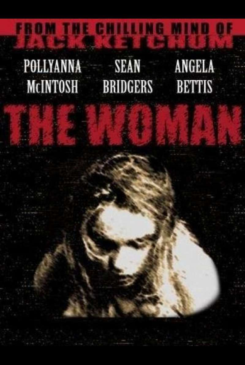 The Woman - Filmplakat