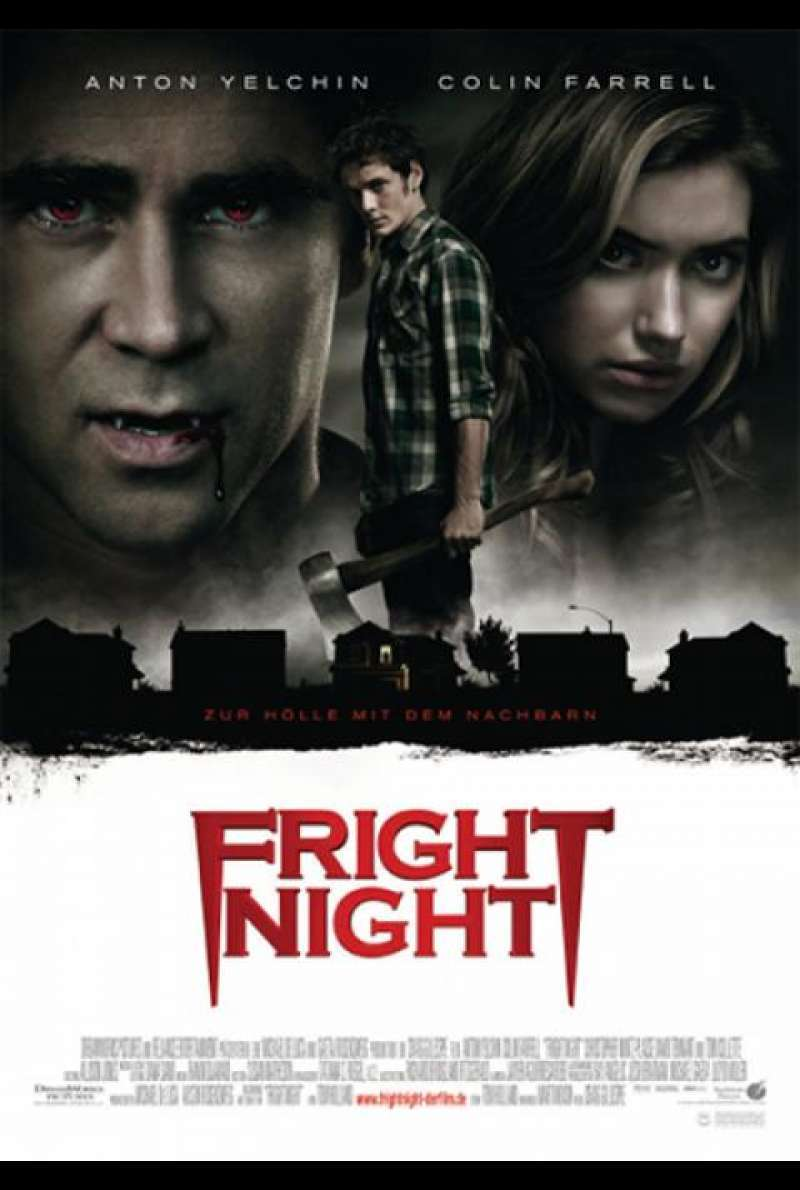 Fright Night - Filmplakat