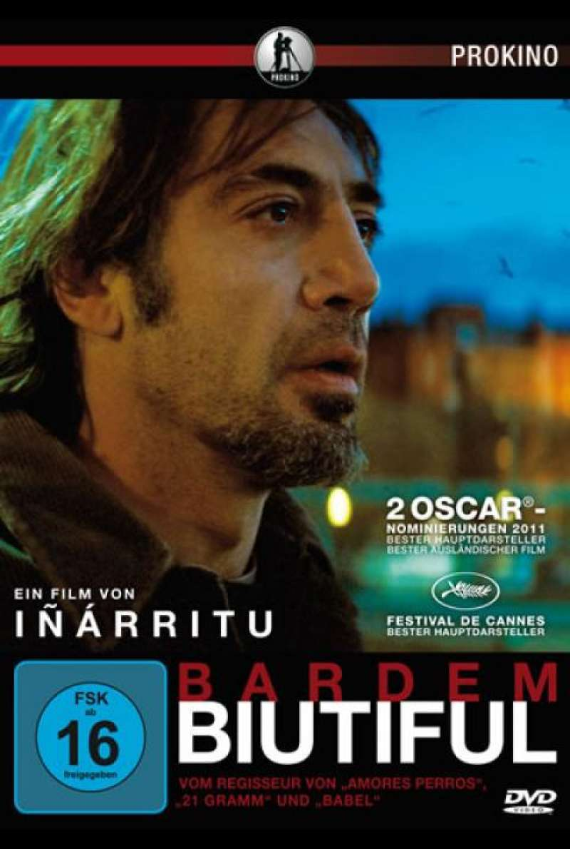 Biutiful - DVD-Cover